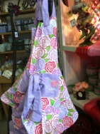 Spring Apron at Cornelius